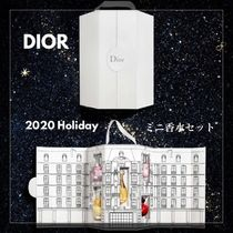 2020 Holiday☆DIOR☆ミニ香水5点セット