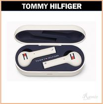 【Tommy Hilfiger】WIRELESS EARBUDS◆ワイヤレスイヤホン