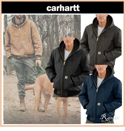 【carhartt】DUCK QUILTED◆ダックキルトアクティブジャケット