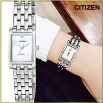 ★シンプルで美しい★CITIZEN Stainless Steel Bracelet Watch