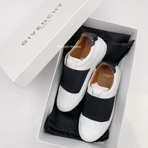 GIVENCHY LOW SNEAKER WITH ELASTIC