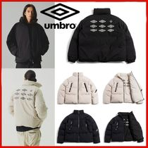 ◆UMBRO◆UNISEX Reversible Goose Short Down 全2色◆正規品◆