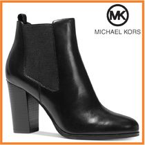 関税送料込 MK Michael Kors Lottie Booties ブーティ