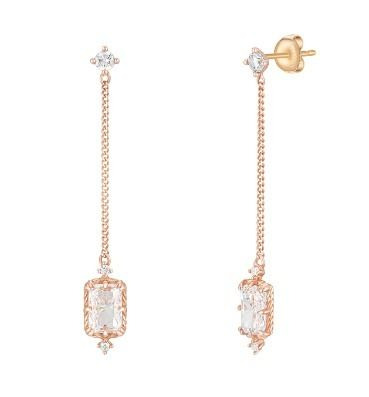 [J.ESTINA] 20FW新作☆14K Rose Gold☆SERENA EARRING