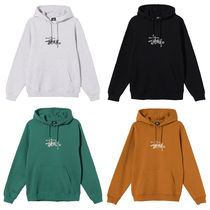【STUSSY】新作フーディ COPYRIGHT STOCK EMBROIDERED HOODIE