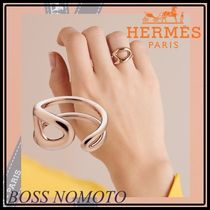 HERMES Chaine d'Ancre リング シェーヌ・ダンクル・パンク MM