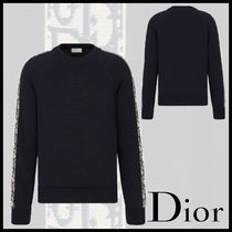 ★DIOR★PULL A INSERTS DIOR OBLIQUE★メンズ★セーター