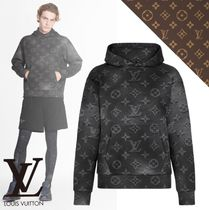 21SS【ルイヴィトン】EXCLUSIF LIGNE SWEATSHIRT A CAPUCHE2054