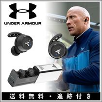 【SALE】UNDER ARMOUR×Project Rock True ワイヤレスイヤホン