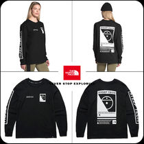 [THE NORTH FACE] ★韓国大人気★STEEP TECH L/S R/TEE