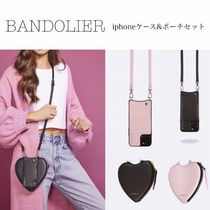 【Bandolier】Leather iPhoneケース&ハートポーチセット