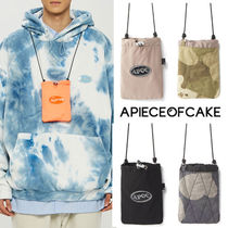 ★A PIECE OF CAKE★新作★送料込み 韓国 Reversible Mini Pouch