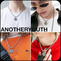 【ANOTHERYOUTH】 a pendant necklace★安全発送