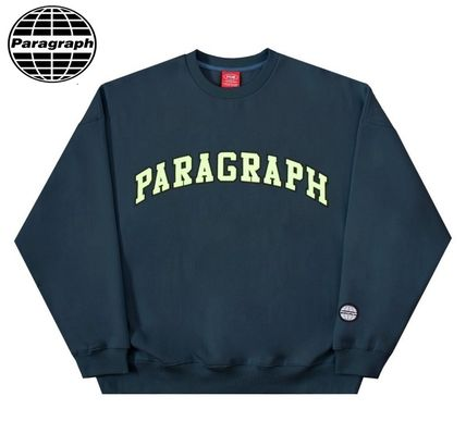 Paragraph スウェット・トレーナー paragraph Colorful Embroidery MTM(3)