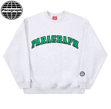 Paragraph スウェット・トレーナー paragraph Colorful Embroidery MTM(4)