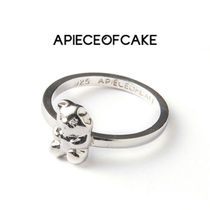 ★A PIECE OF CAKE★新作★送料込み★韓国 リング Teddy Ring