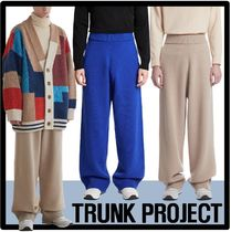 TRUNK PROJECT(トランク プロジェクト) パンツ ★関税込★TRUNK PROJECT★ Cashmere Lounge Pant.s★パンツ