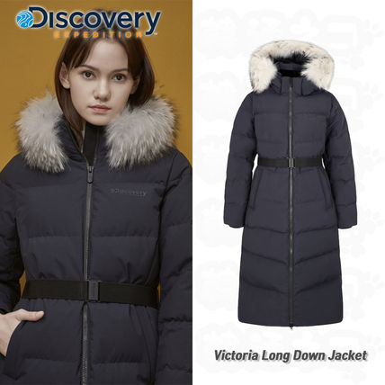 ★Discovery Expedition★Victoria Long Down Jacket