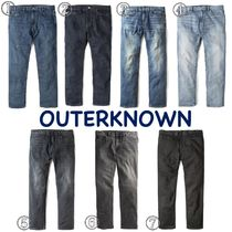 Outer known(アウターノウン) デニム・ジーパン 大人気☆【Outerknown】S.E.A Local Straight Fit ジーンズ