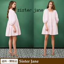 【Sister Jane】お早めに!Rosy Knees Tweed Confetti ワンピ