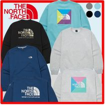 ★新作/人気★THE NORTH FACE★TNF NSE COLORING SWEATSHIRT.S★
