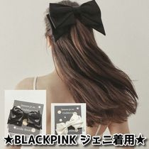 ELIZABETH MOMENTS★BLACKPINK ジェニ着用★Simple Satin Ribbon