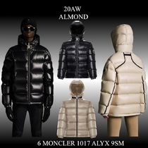 ★20AW★最新コラボ★6 MONCLER 1017 ALYX 9SM★ALMOND ブルゾン