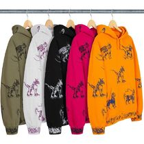 【送料関税込】Supreme Animals Hooded Sweatshirt