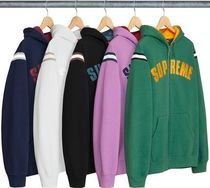 【送料関税込】Supreme Jet Sleeve Zip Up Hooded Sweatshirt