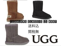 UGG ☆ TODDLERS CLASSIC II BOOT キッズ ブーツ 〜18.5cm