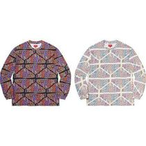 【送料関税込】Supreme Perspective L/S Top