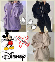 【DISNEY】◆Mickey Fleece Hood★全3色