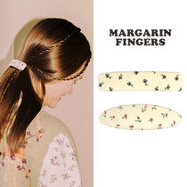 ★Margarin Fingers★新作★送料込み★韓国★rosy hair pin set
