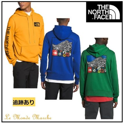 【THE NORTH FACE】HIMALAYAN SOURCE PULLOVER フーディ 3colors