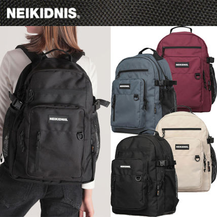 ★20-21FW新作★NEIKIDNIS★TRAVEL PLUS BACKPACK_4色