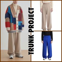 ★大人気ブランド★【TRUNK PROJECT】Cashmere Lounge Pants/2色