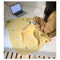【SECOND MORNING】SEMO'S KNIT BLANKET レモーニ