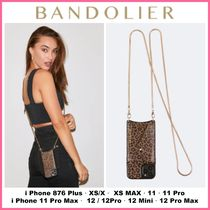 セレブ愛用★ 人気商品 ☆Bandolier☆ Gia Side Slot Crossbody