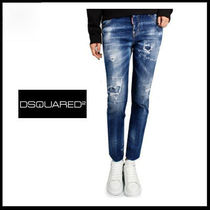 (ディースクエアード) DSQUARED COOL GIRL JEAN 75LB0383