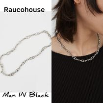 [送料込] Raucohouse◆COMPACT CHAIN NECKLACE_韓国発