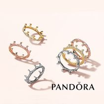 即発★PANDORA★Enchanted Crown Ring 指輪197087CZ