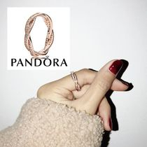 即発★PANDORA★Twist of Fate Ring 180892CZ