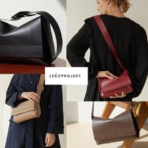【LECCPROJECT】20fw LOG MINI FLAP BAG ミニサイズ