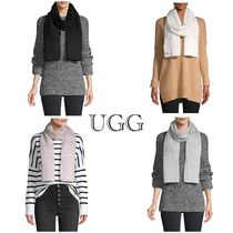 SALE♪UGG Cable-Knit Scarf ニットマフラー
