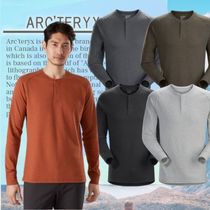 Arc'teryx アークテリクス Sirrus Long-Sleeve Henley Shirt
