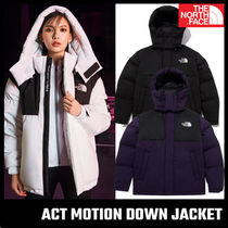【THE NORTH FACE】ACT MOTION DOWN JACKET