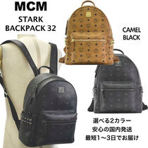 SALE◆国内発◆ MCM STARK 32 BACKPACK バックパック MMKAAVE15