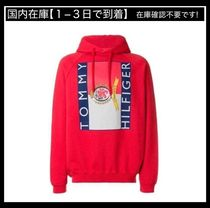 VETEMENTS Tommy Hilfiger パーカー