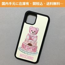 MOSCHINO CAKE TEDDY BEAR iPhone ケース