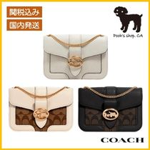 【COACH】Georgie Crossbody◆国内発送◆